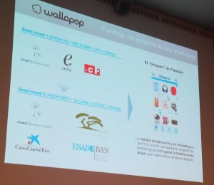 Financiación Wallapop. Antai